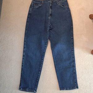 Ryder's Medium wash Stretch Jeans Size 18P